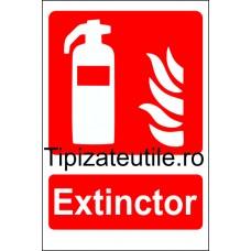 """Indicator""""Extinctor"""""""