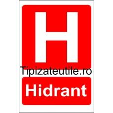 "Indicator""Hidrant"""