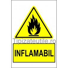 "Indicator ""Inflamabil"""