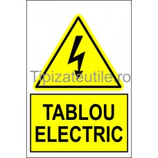 "Indicator""Tablou electric"""