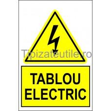 "Indicator""Tablou electric"""
