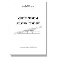 Carnet Medical de Control Periodic