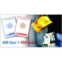 Pachet promotional FISA SSM 450 buc + FISA SU 450 buc