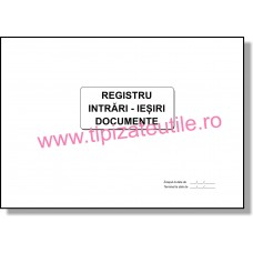 Registru Intrări - Iesiri Documente
