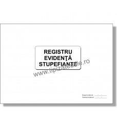 Registru Evidenta Stupefiante